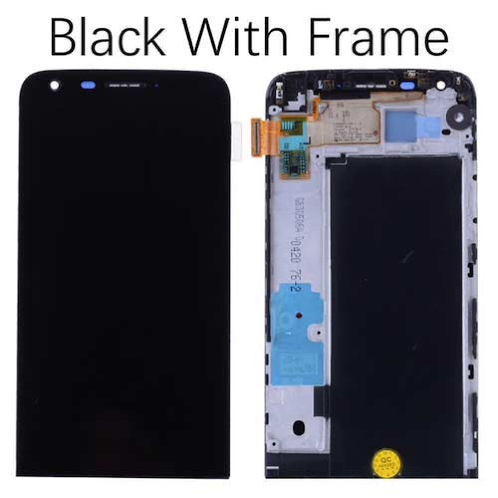 Display Assembly with Frame for LG G5 H850 H840 H860 F700
