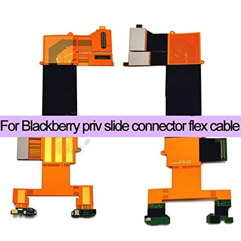 BlackBerry Priv STV100-1 Slide Rail Connector Flex Cable