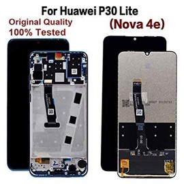Display Assembly for Huawei P30 Lite/Nova 4E MAR-LX1/LX2/L01A/L21A/LX1M