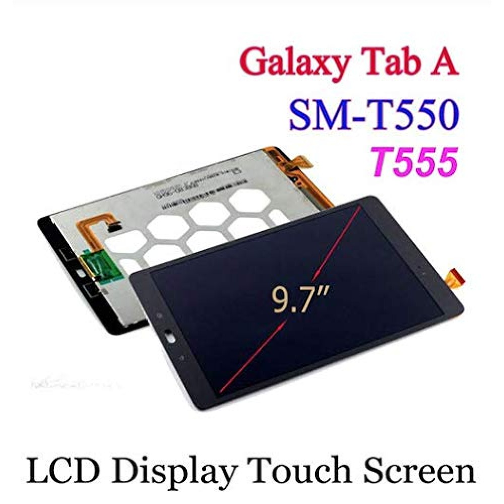 Display Assembly for Samsung Galaxy Tab A 9.7 T550 SM-T550 T555 WiFi Ver