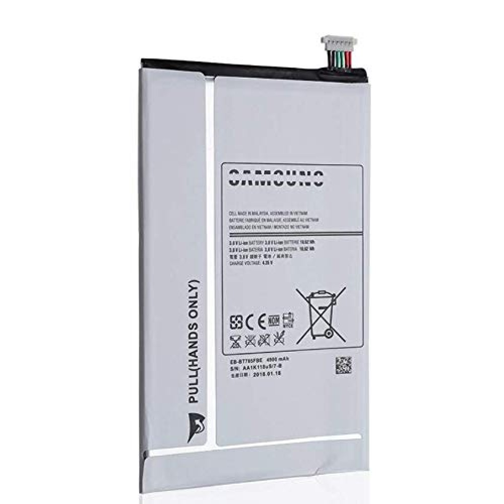 Battery for Samsung Galaxy Tab S SM-T700 T701 SM-T705 EB-BT705FBE/C