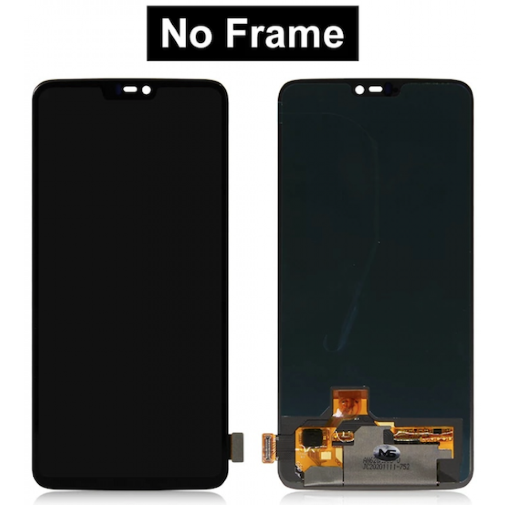 AMOLED Display Assembly For OnePlus 6 1+6 A6000 A6003